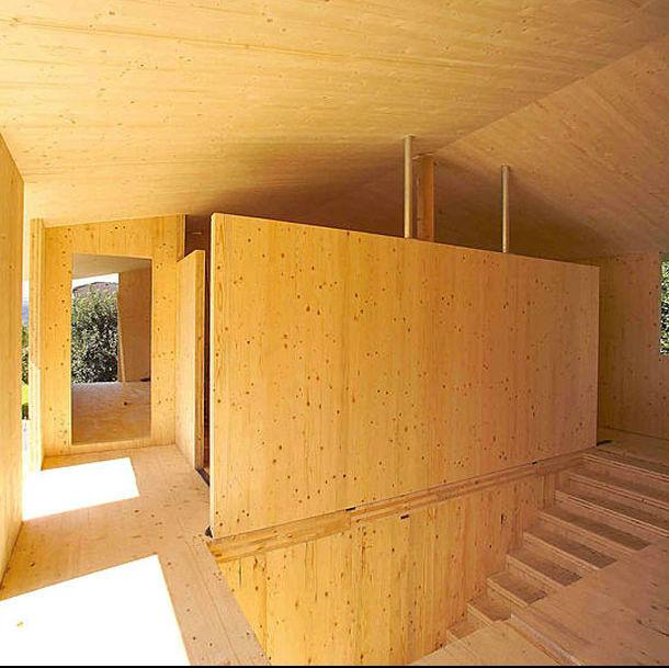 Crosslamtimber Building Systems Home